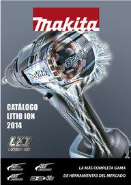 catálogo litio ion